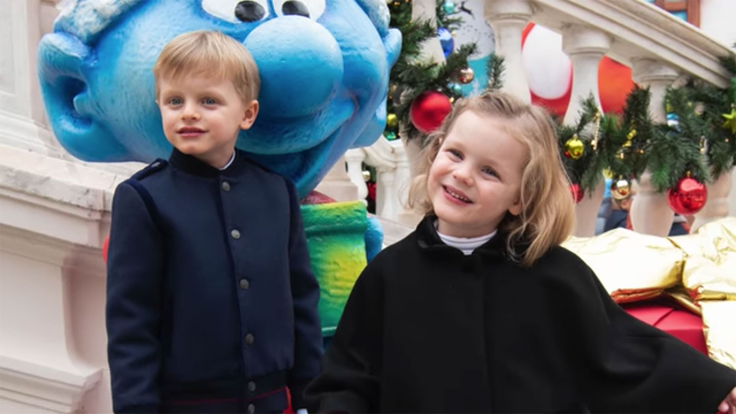 Monaco Royals Twins birthday