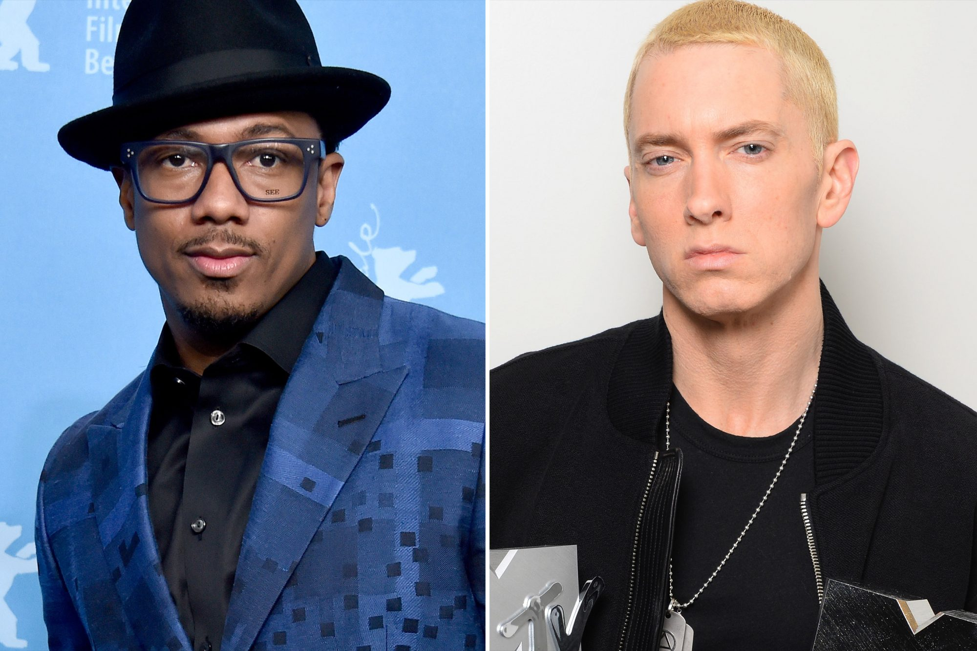 Nick Cannon, Eminem