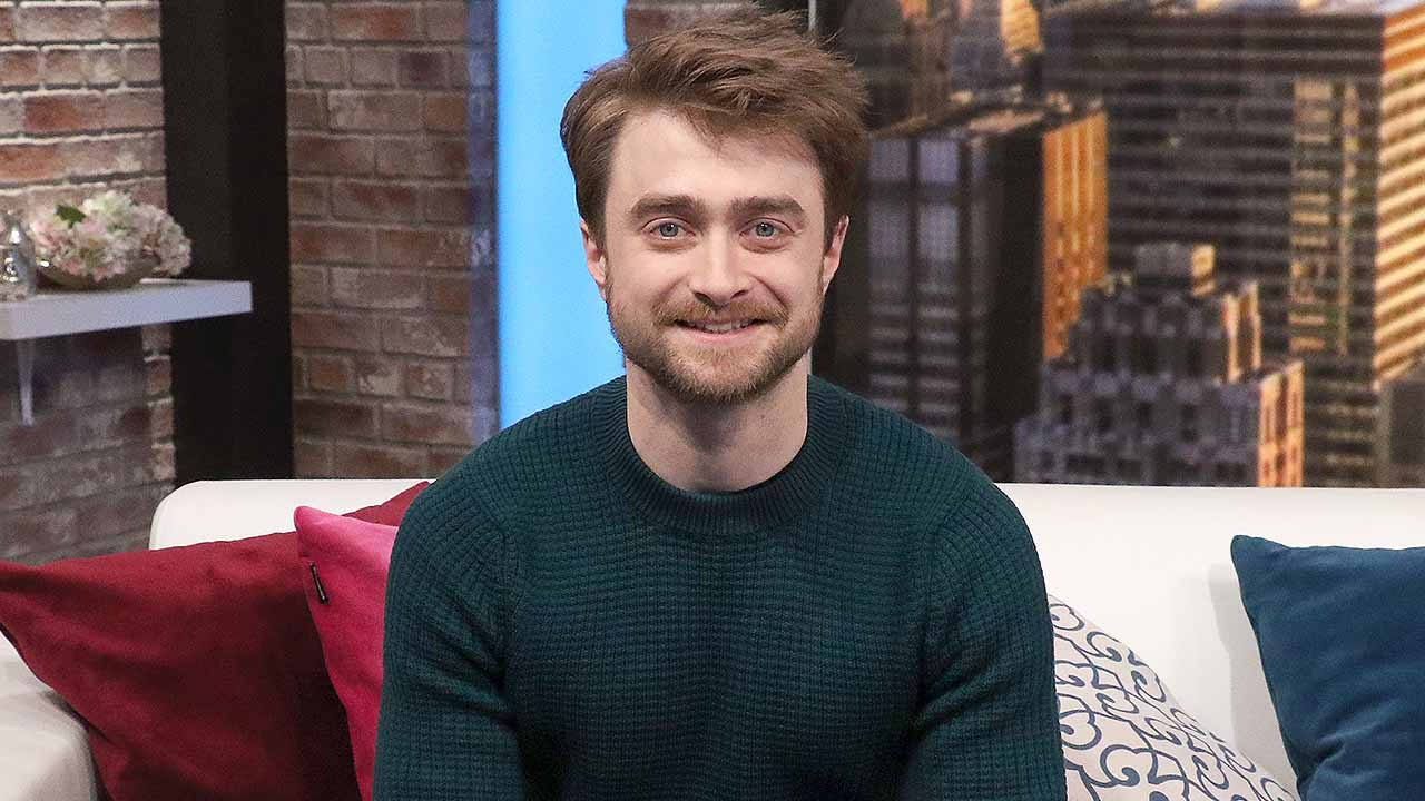 Daniel Radcliffe on Learning to Deal with Stardom: 'You Get Adjusted to It as You Get Older'