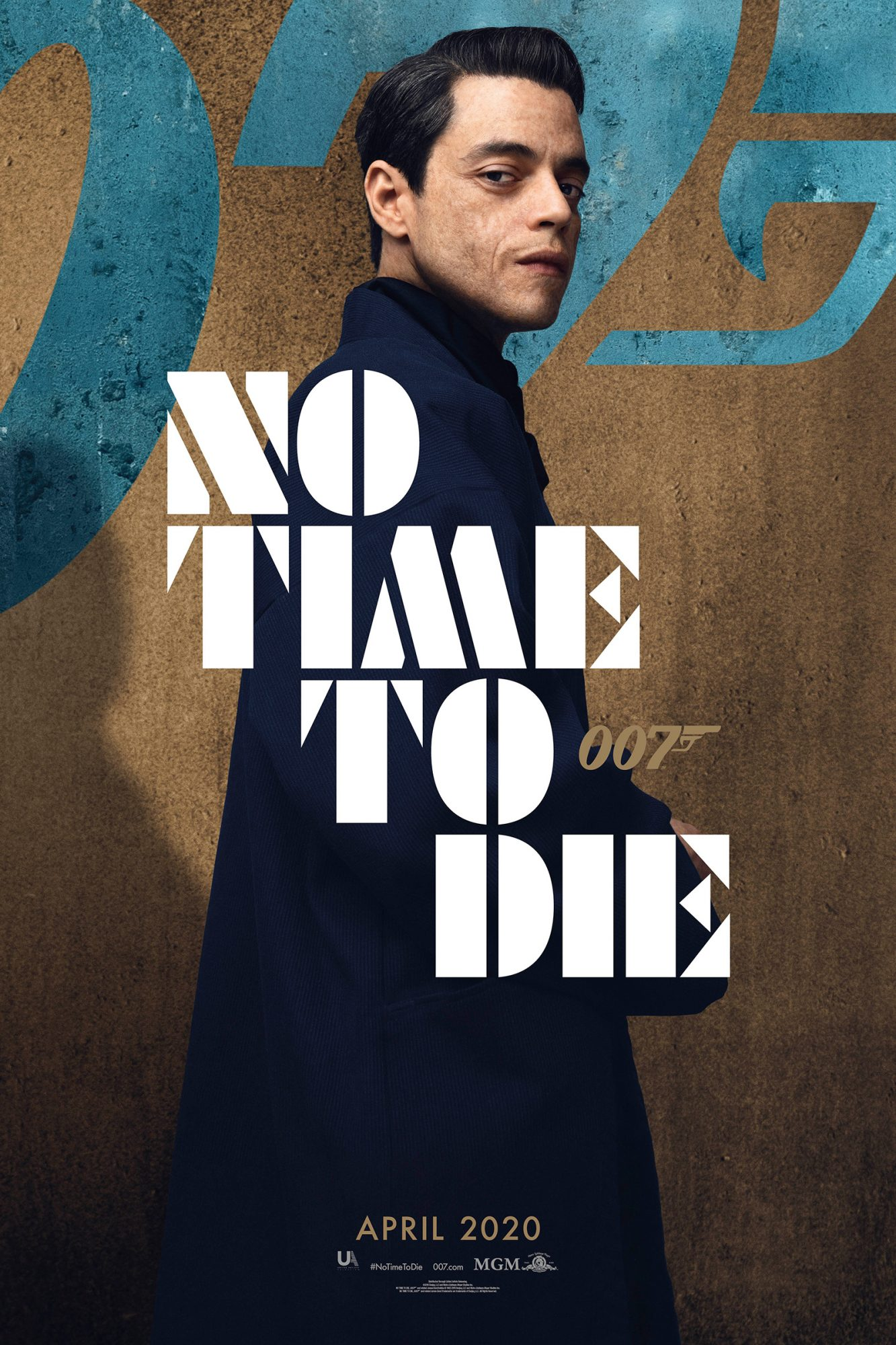 Rami Malek - No Time To Die James Bond