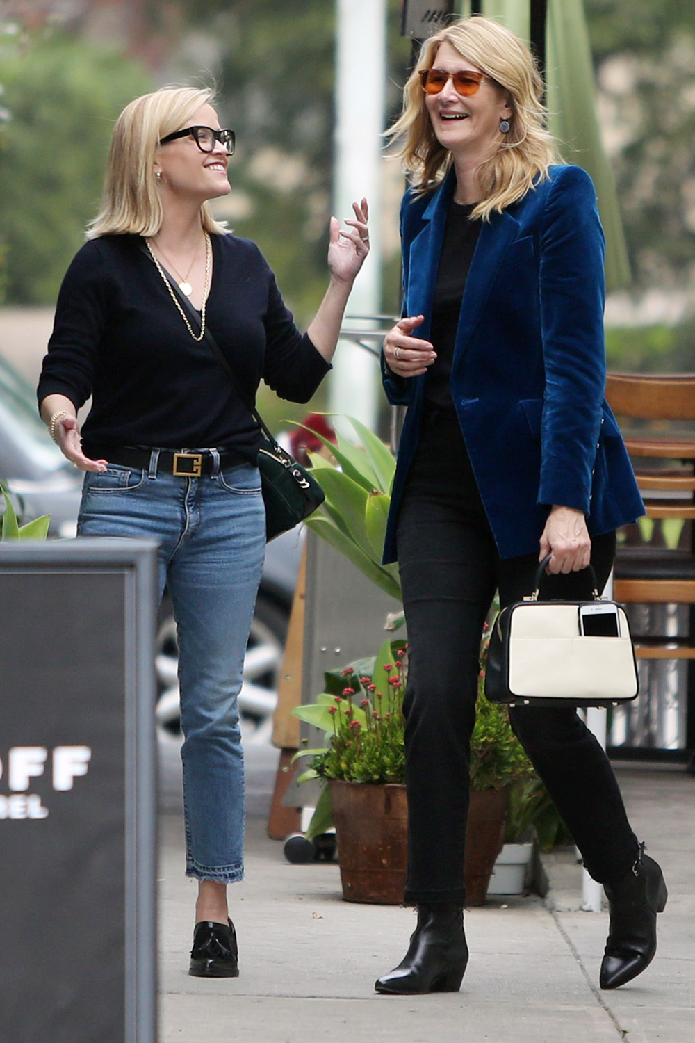 Reese Witherspoon out and about, Los Angeles, USA - 26 Dec 2019