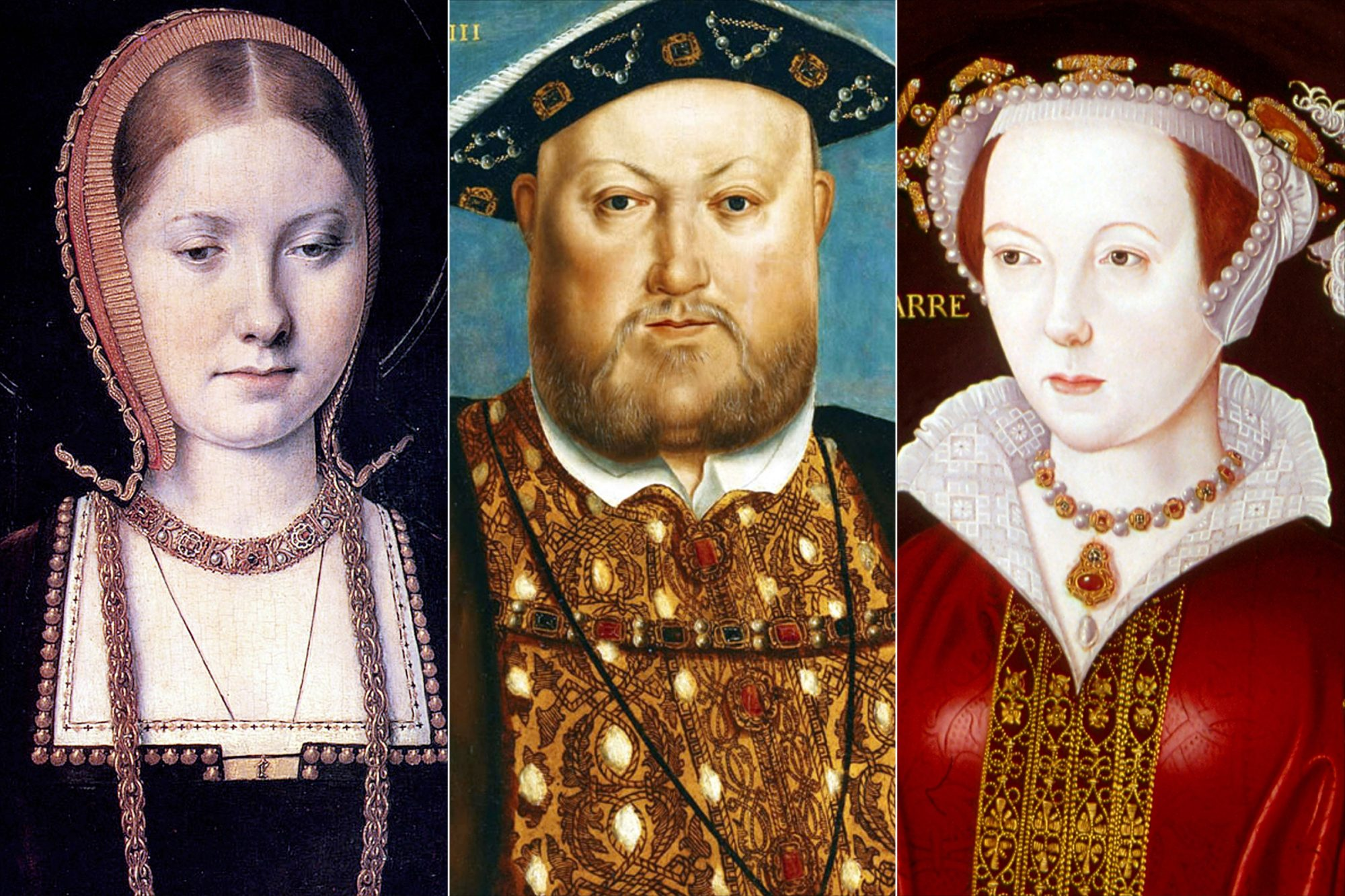 Queen Catherine of Aragon Henry VIII Catherine Parr