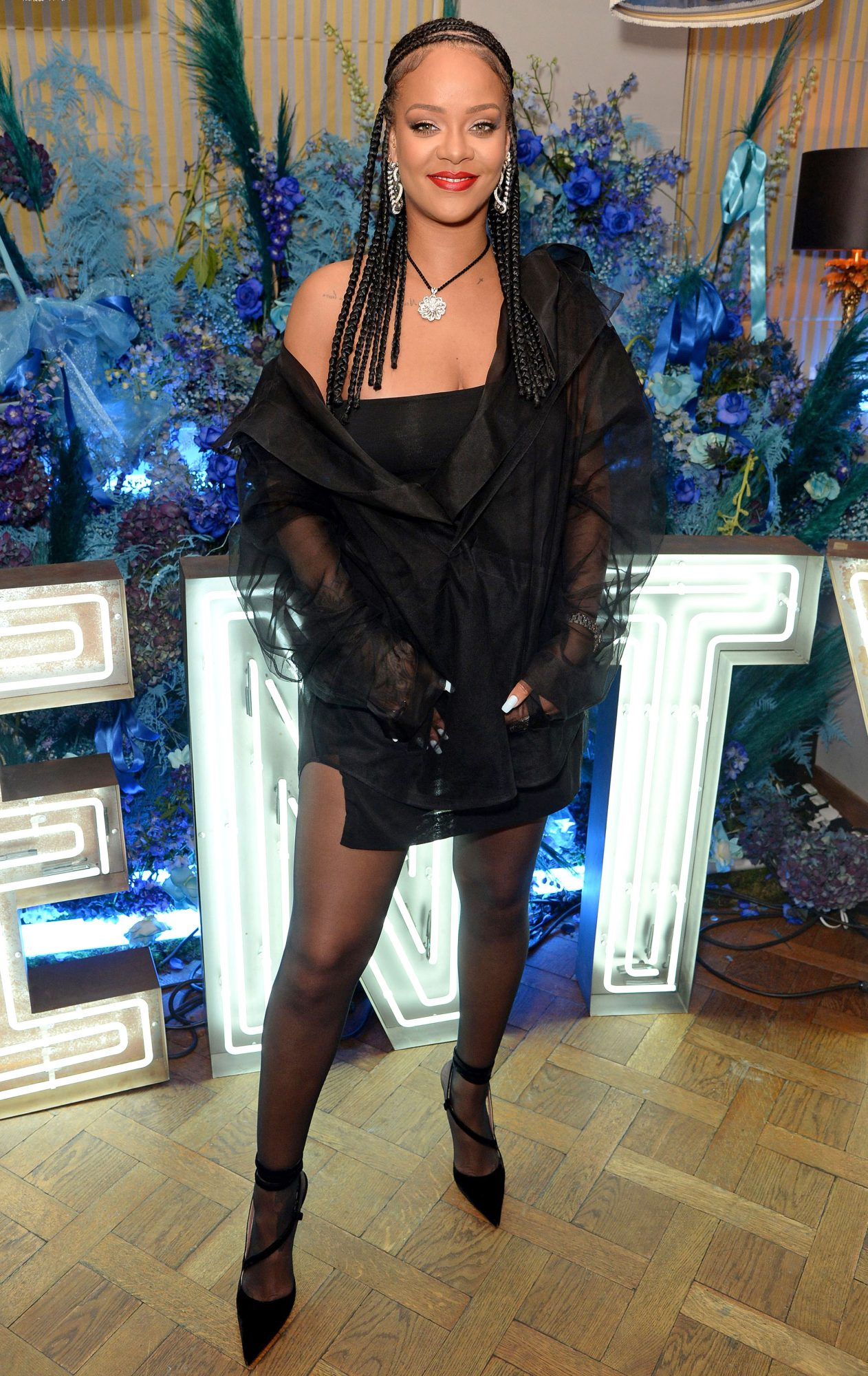 Rihanna Fenty party, Laylow, London, UK - 02 Dec 2019