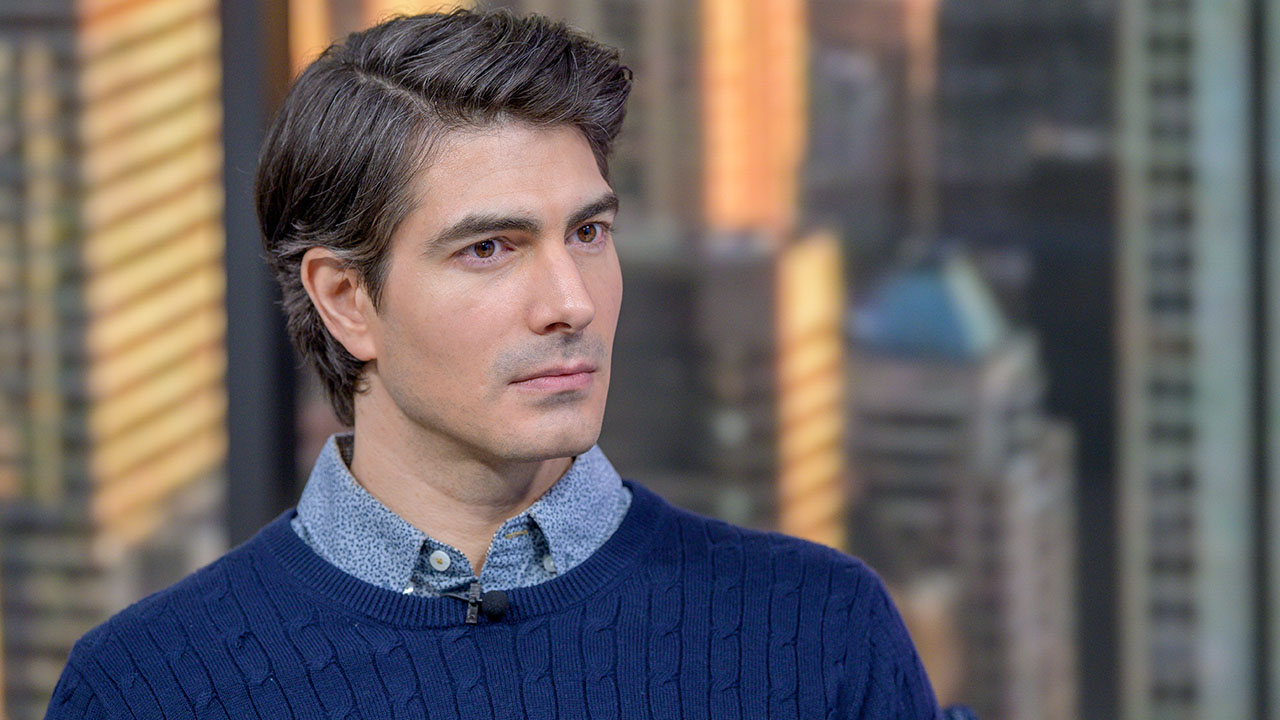 'Legends of Tomorrow' Star Brandon Routh's Son 'Wants to Pretend' His Dad Is Actually 'Superman'