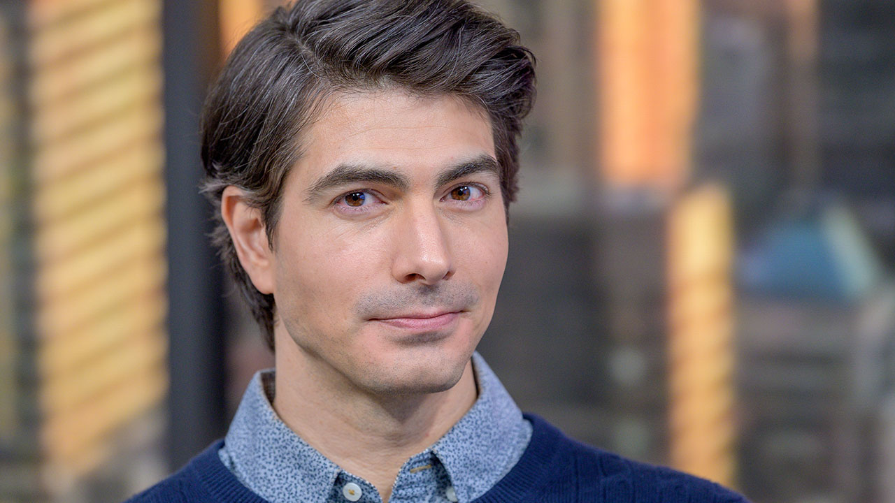 Brandon Routh Says It's Been 'Amazing' Working with Wife Courtney Ford on 'Legends of Tomorrow'