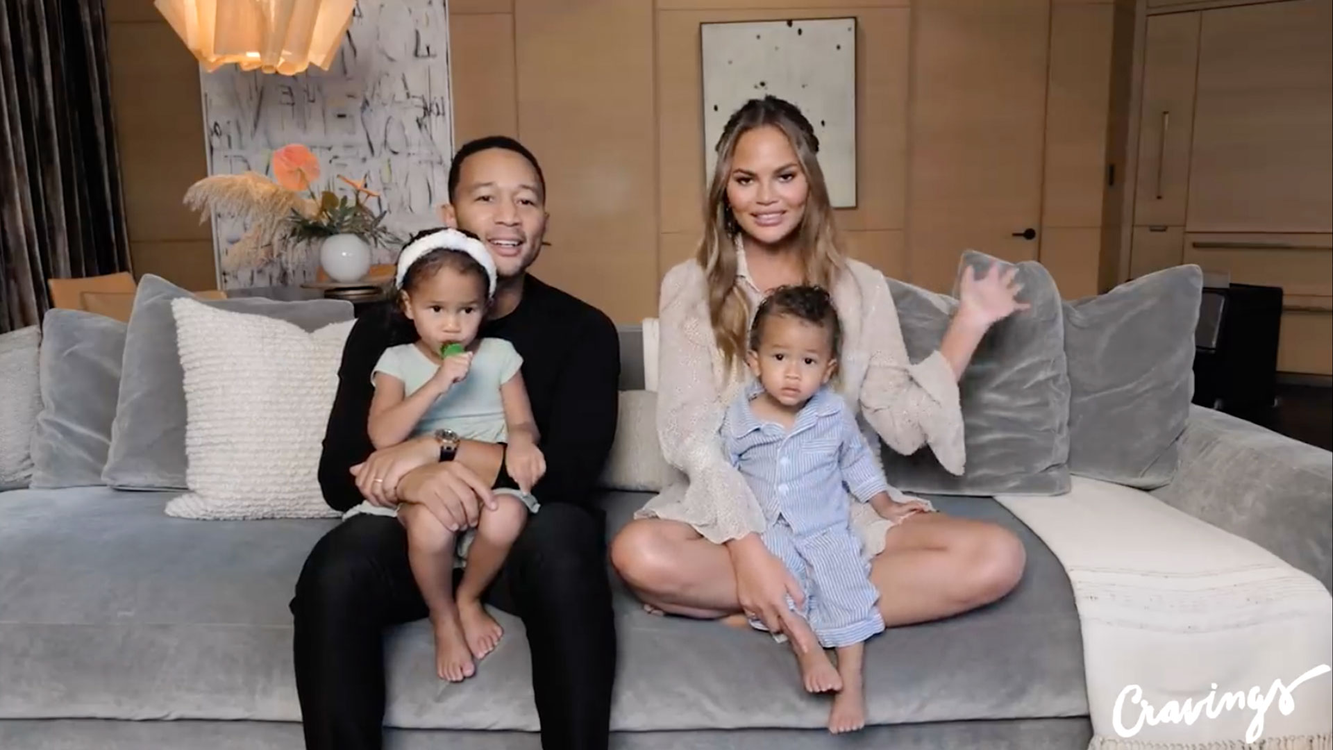 Chrissy Teigen intro