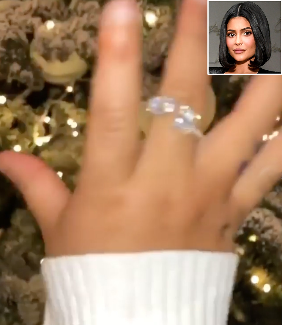 Did Kylie Jenner Buy Daughter Stormi a Diamond Ring for Christmas?