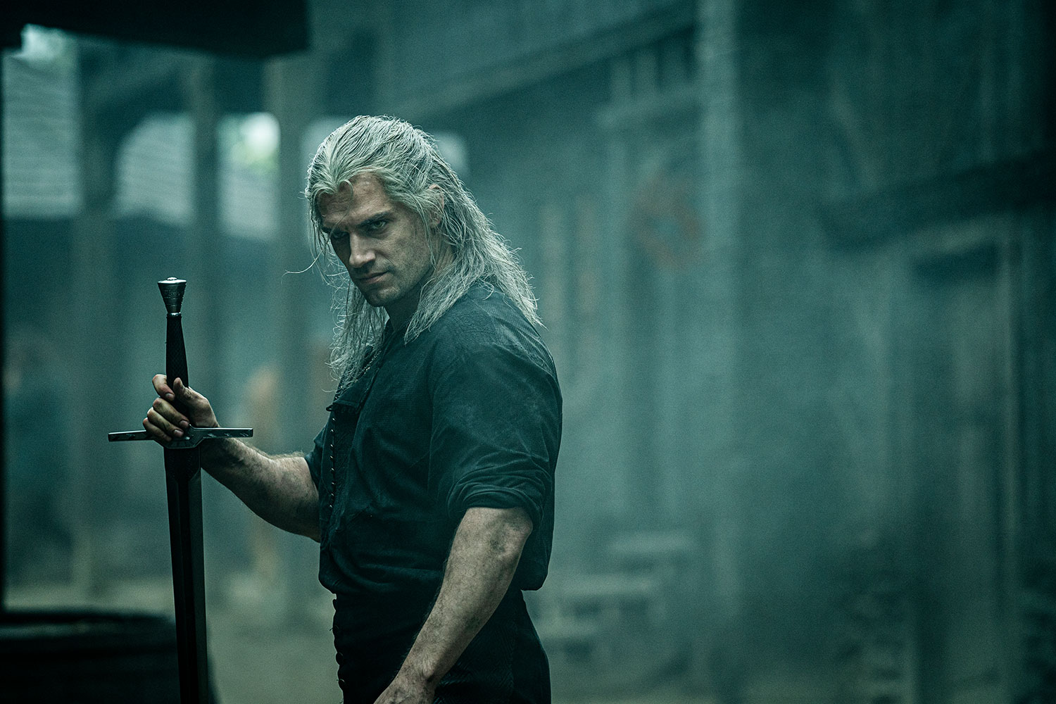 Henry Cavill The Witcher Netflix