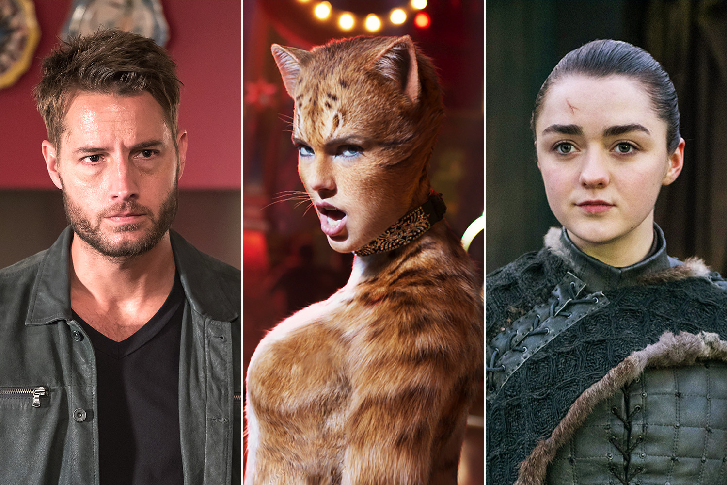 Game of Thrones, This Is Us and Cats oscar snub