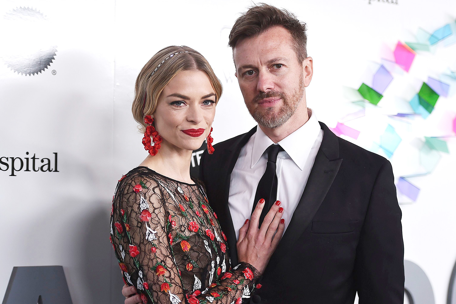 Jaime King and Kyle Newman arrive at the Kaleidoscope 5: LIGHT event on in Culver City, Calif Kaleidoscope 5: LIGHT, Culver City, USA - 5 May 2017