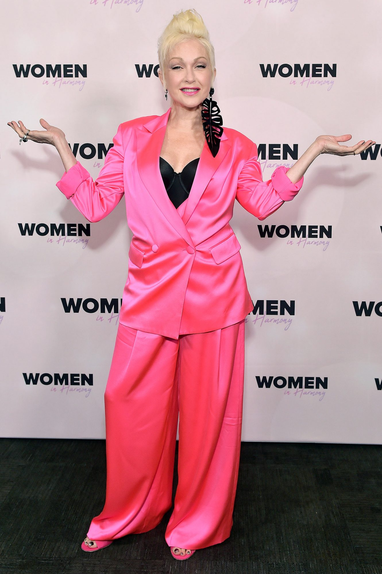 3rd Annual Women in Harmony Pre-Grammy Luncheon with Host Bebe Rexha
