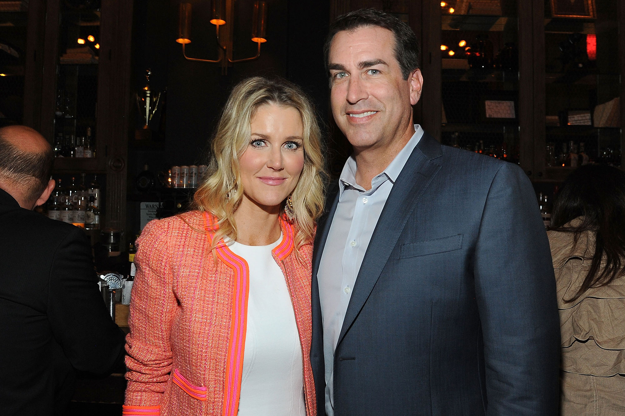 The couple are getting a divorce after 21 years of marriage.                             Tiffany filed for divorce on Oct. 5, online Ventura County court records show. She cited irreconcilable differences as the reason for the split and listed their date of separation as May 2, according to TMZ, which first reported on the news.                             Tiffany has also requested joint custody of their children, daughter Abigail, 16, and son George, 12.                             A rep for the star did not immediately respond to PEOPLE's request for comment.