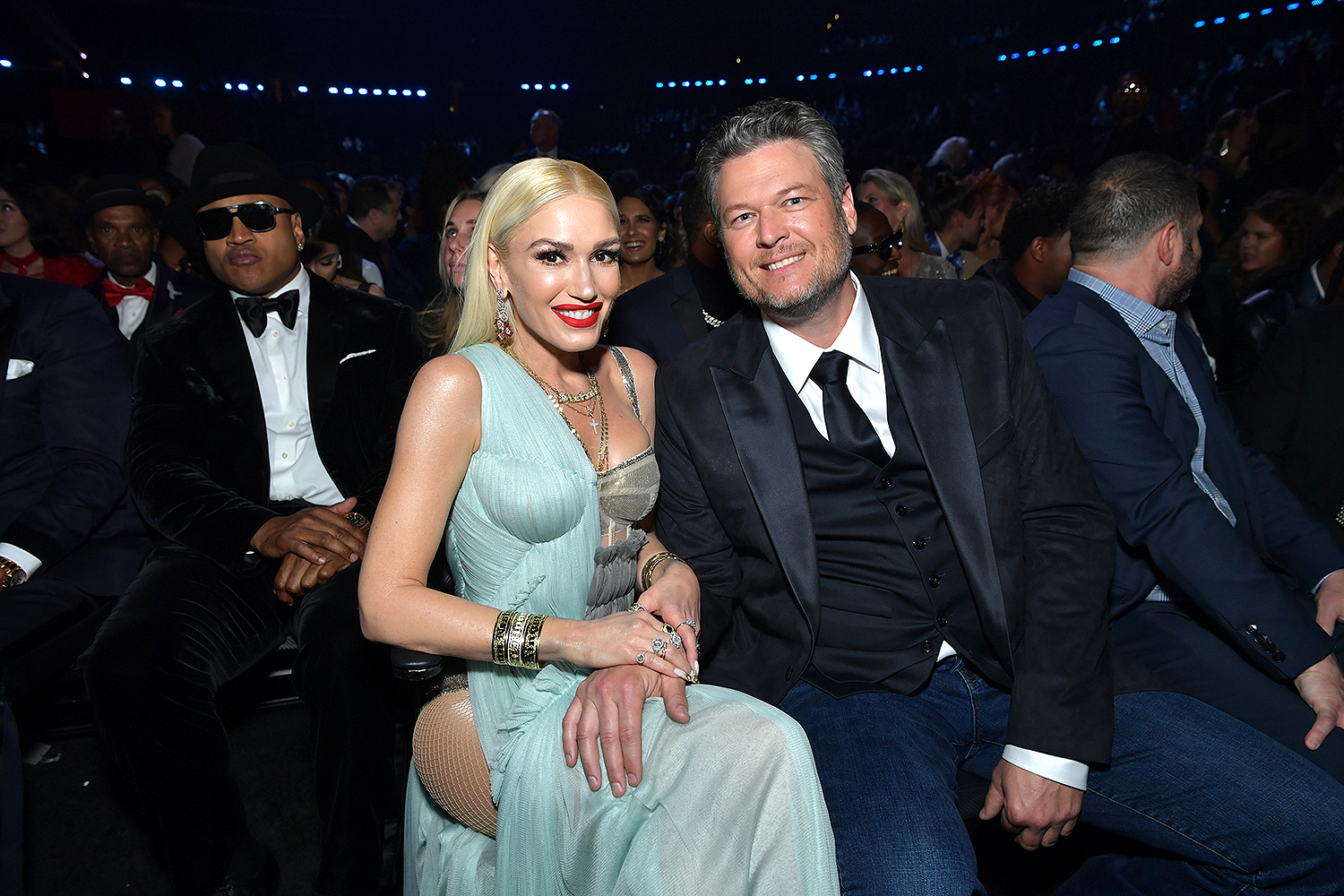 Gwen Stefani Doesn T Want Wedding To Blake Shelton Be A Covid Situation People Com