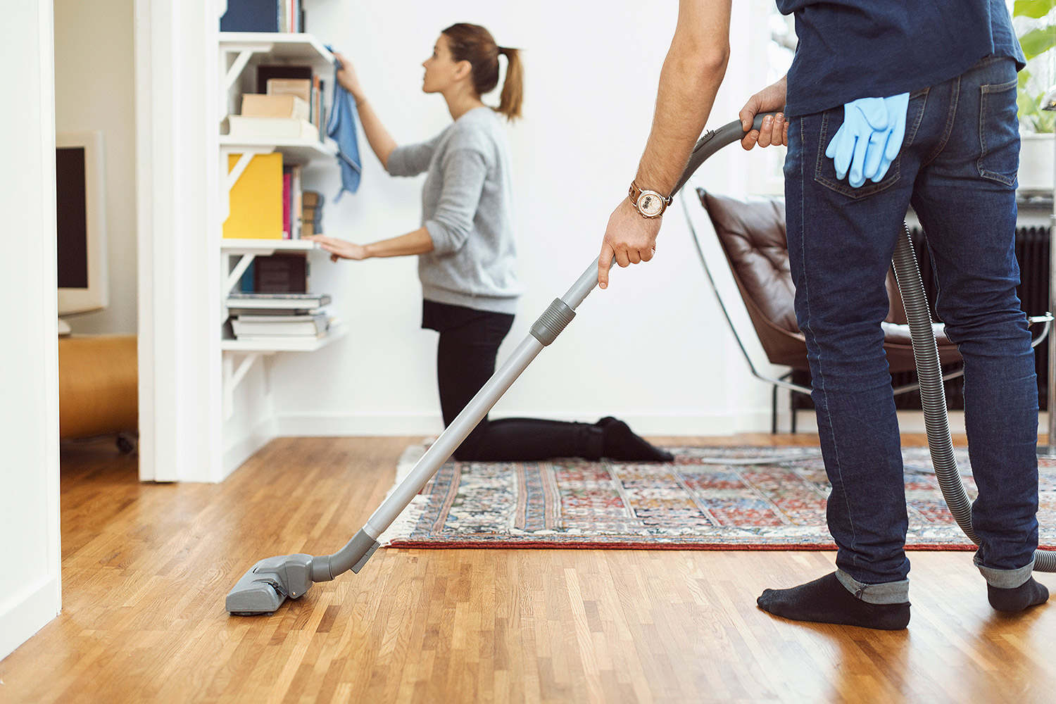 Amazon cleaning service