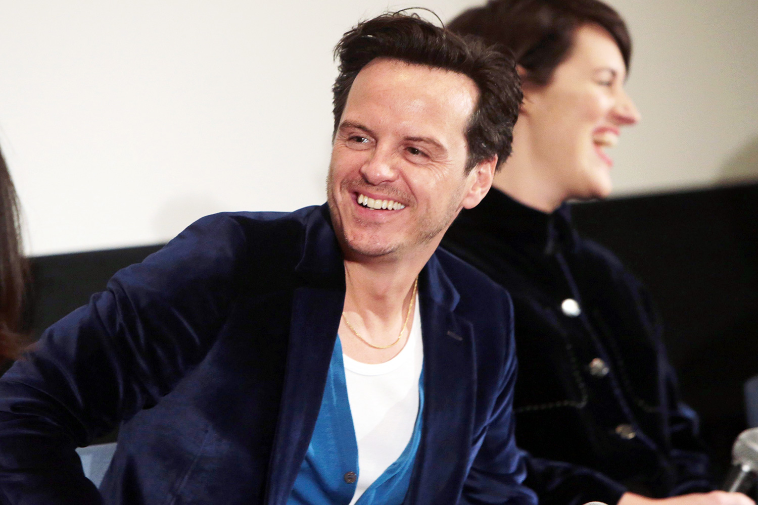 "Andrew Scott seen at Amazon Original's ""Fleabag"" Screening and Q&A at the Landmark Theatre, in Los Angeles Amazon Original's ""Fleabag"" Screening and Q&A, Los Angeles, USA - 07 Jan 2020"