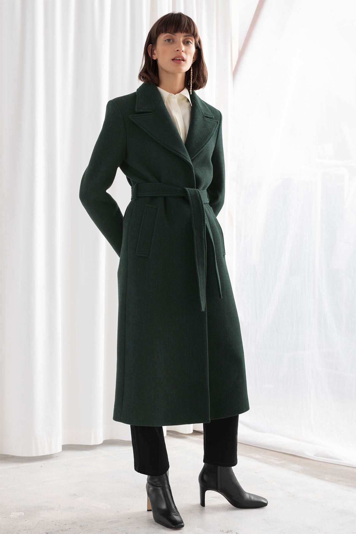 Kate Middleton Get the Look: Green Coat