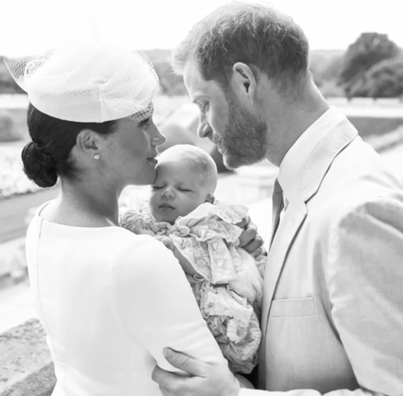 Meghan Markle, Archie, Prince Harry