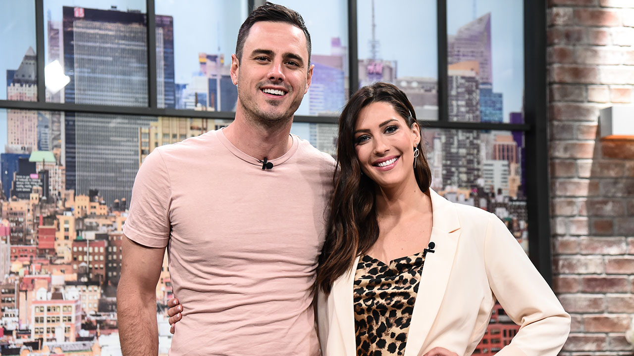 Ben Higgins and Becca Kufrin Recap All the Latest Drama on 'The Bachelor'