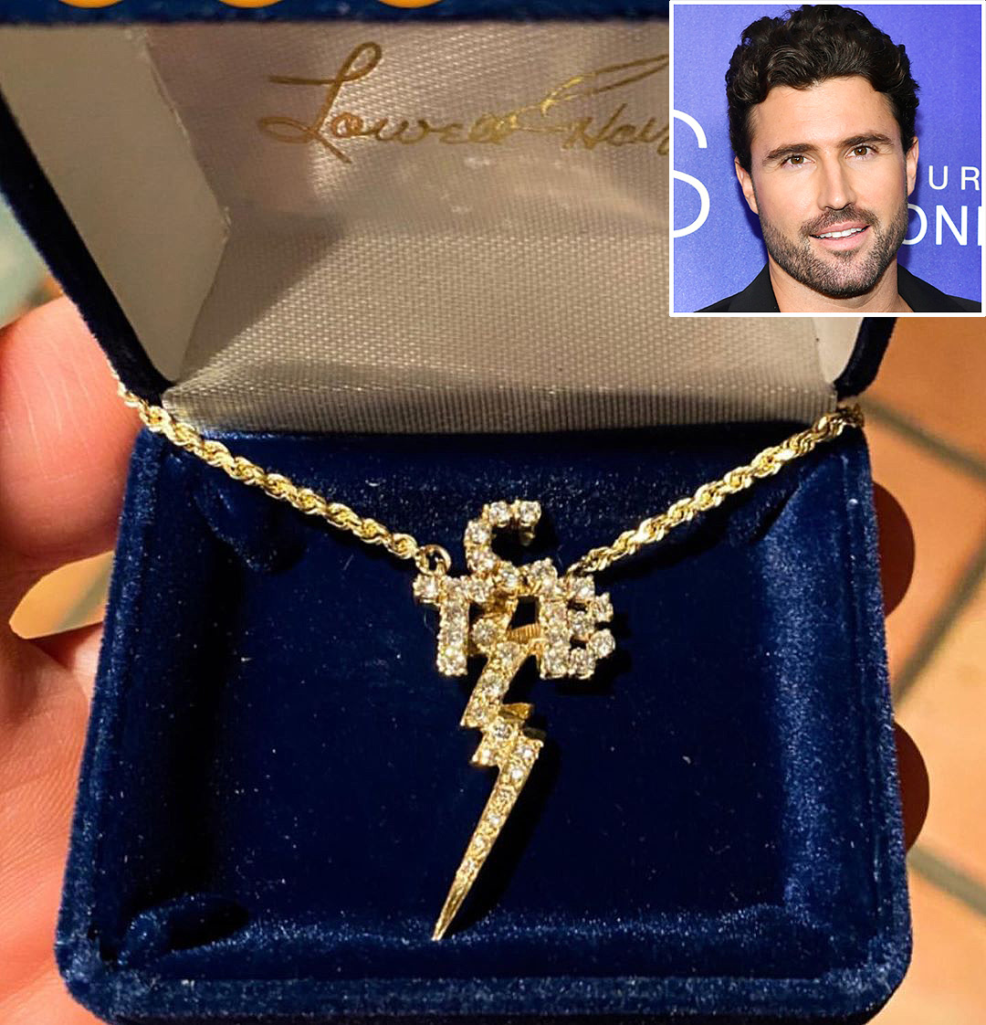 Linda Thompson Gives Son Brody Jenner a Necklace That Belonged to Her Ex Elvis Presley