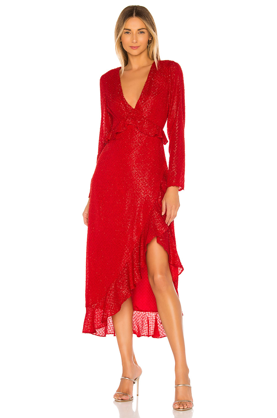 x REVOLVE Justina Maxi Dress House of Harlow 1960 brand: House of Harlow 1960