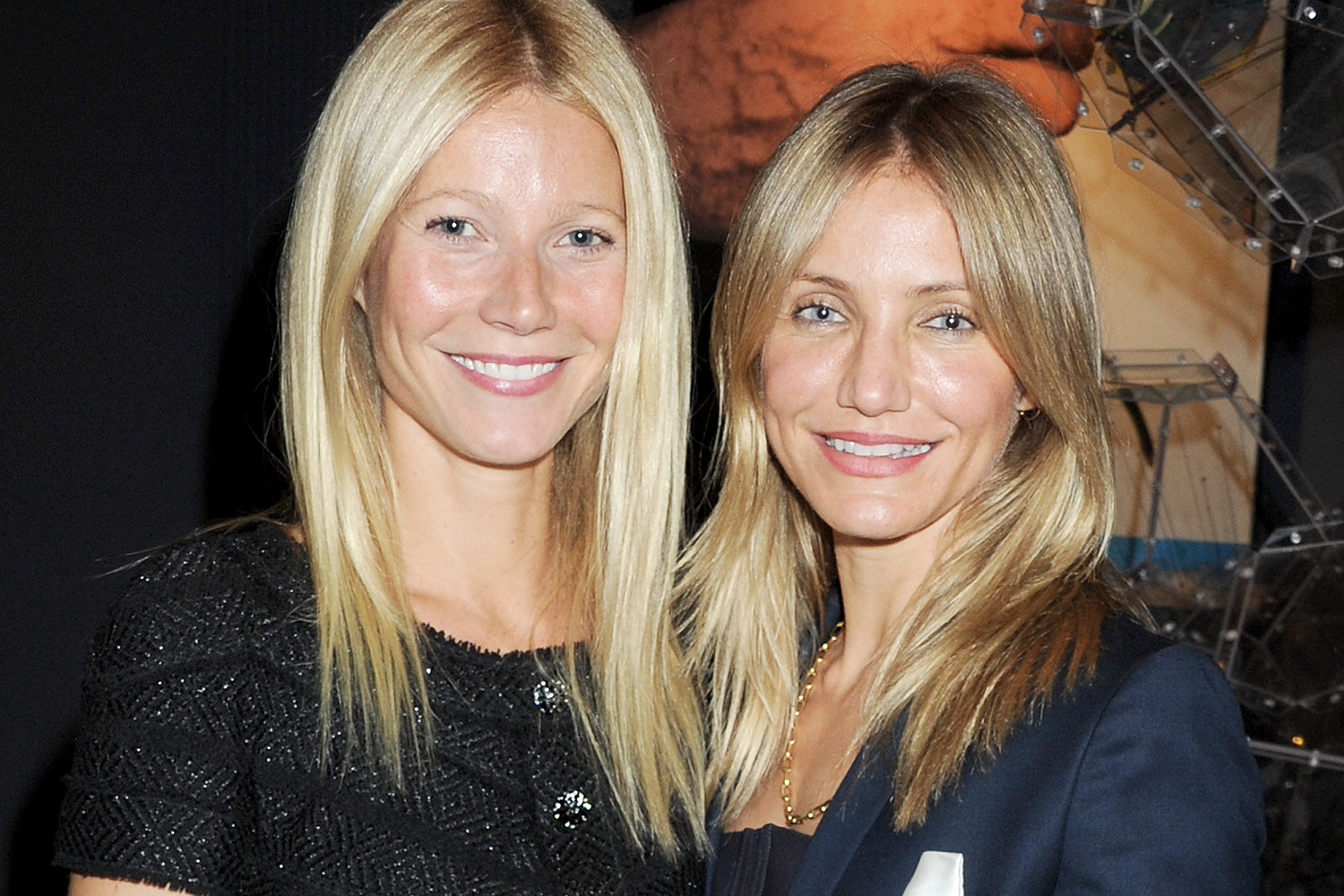 Gwyneth Paltrow and Cameron Diaz