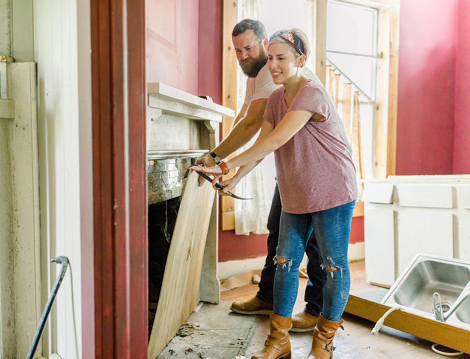 New HGTV Series Home Town Takeover