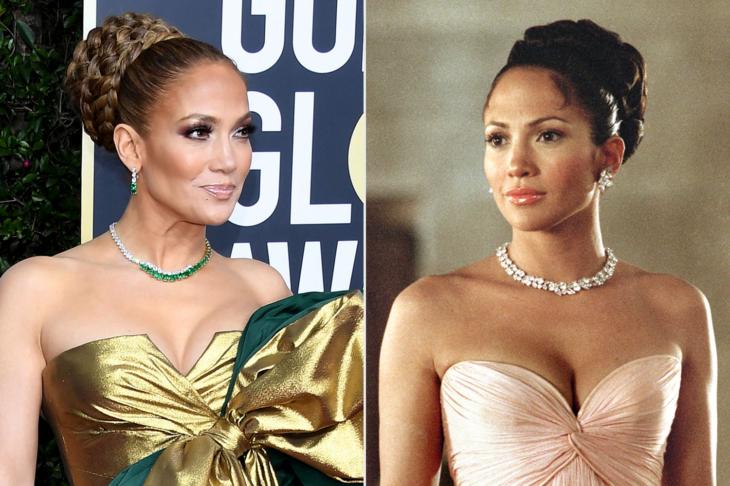 Jlo Maid In Manhattan hairstyle