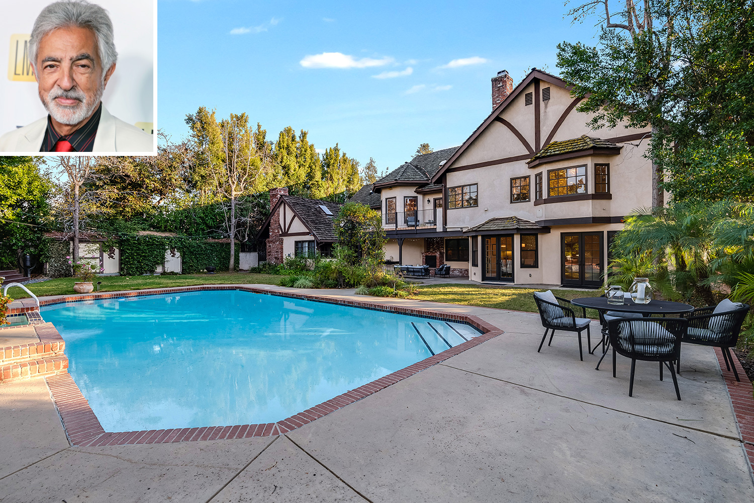 Criminal Minds' Joe Mantegna Lists California Home for $4M