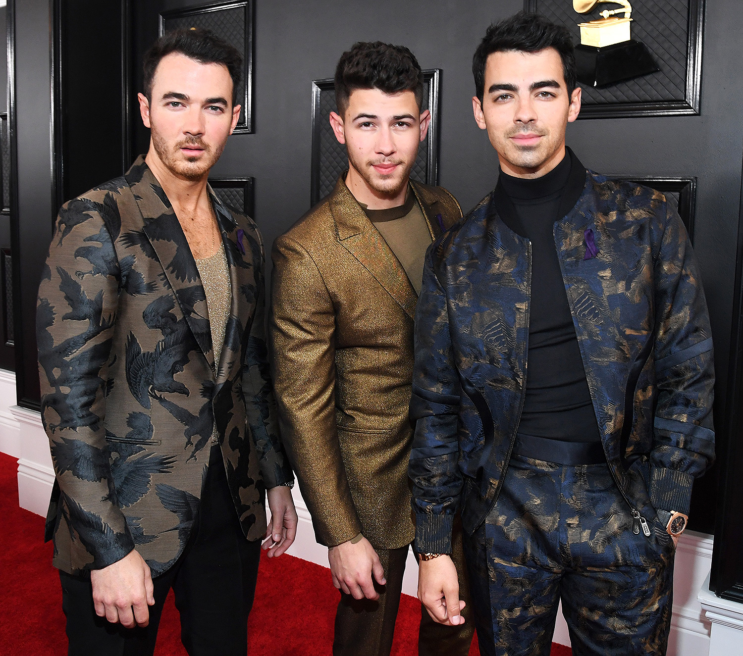 Kevin Jonas, Nick Jonas, and Joe Jonas