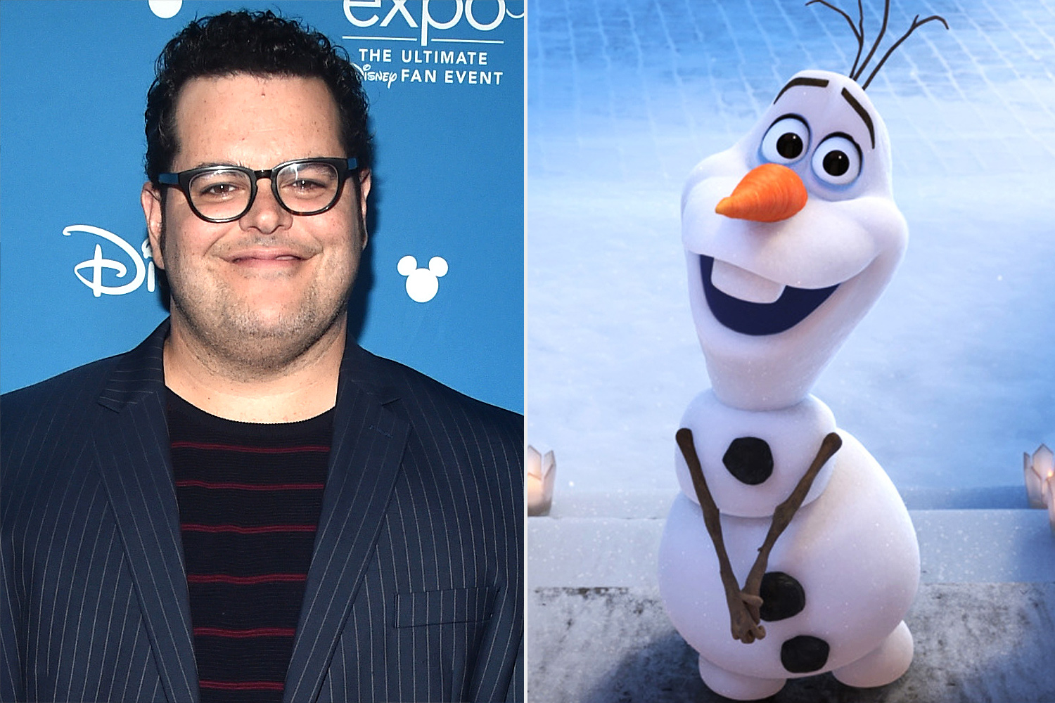 Josh Gad's Shares Clip of Daughter Crying Over Having to Grow Up — and How It Inspired His Character Olaf's Frozen 2 Journey