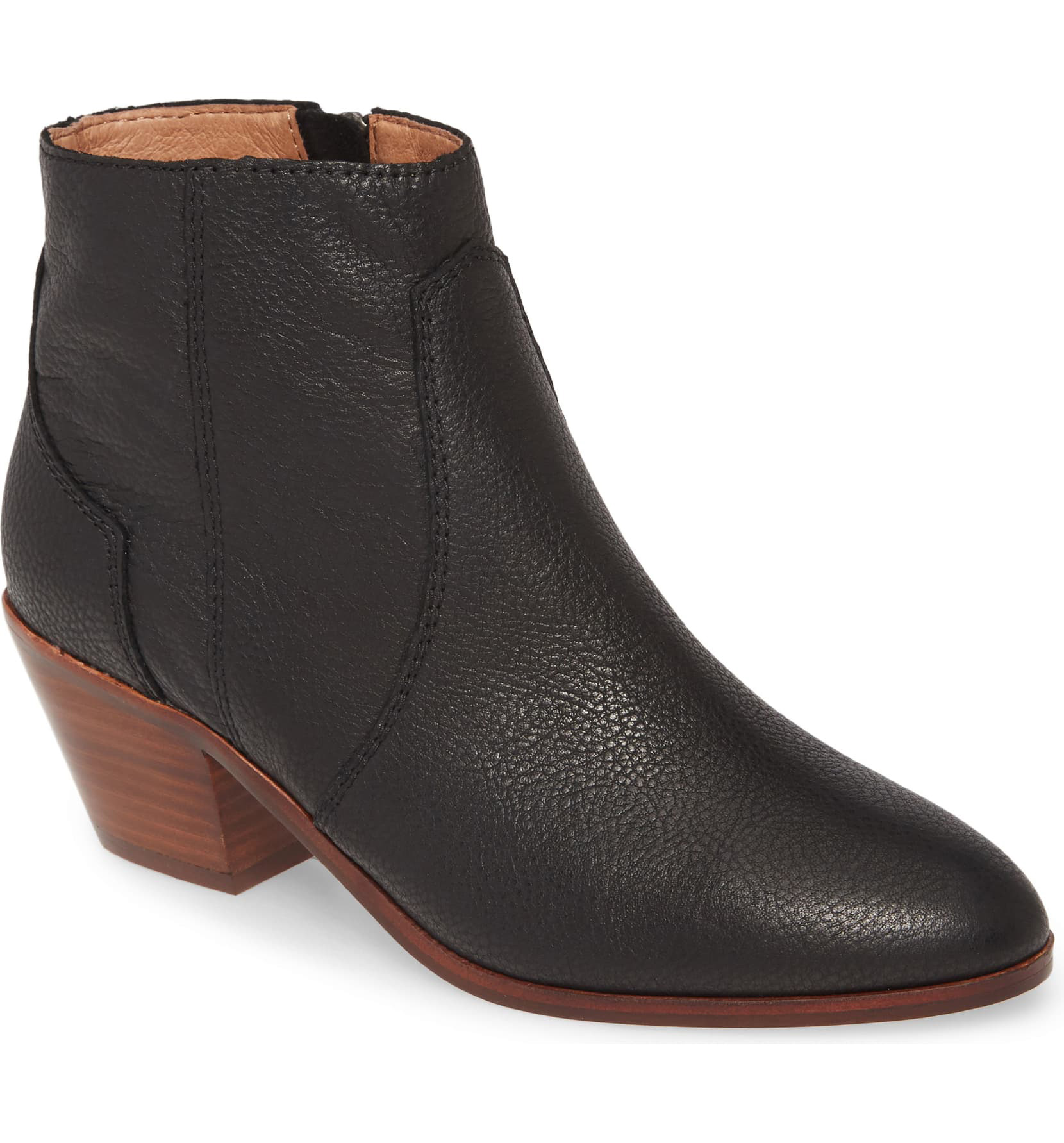The Western Leather Boot MADEWELL