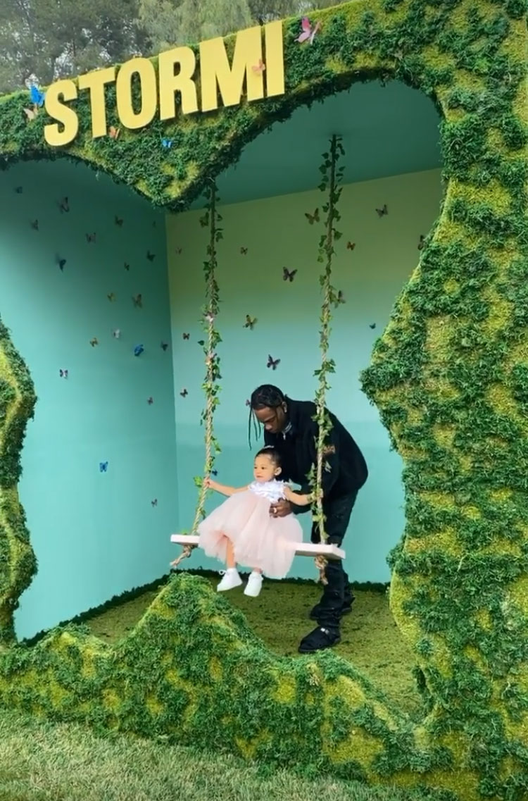 Stormi birthday