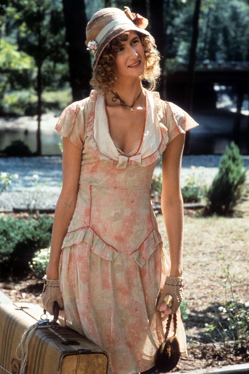 Laura Dern in a scene from the film 'Rambling Rose', 1991