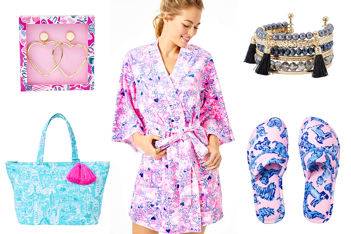 Lilly Pulitzer Just Dropped Its Valentine's Day Collection to Solve Your Date Night (and Gifting) Woes