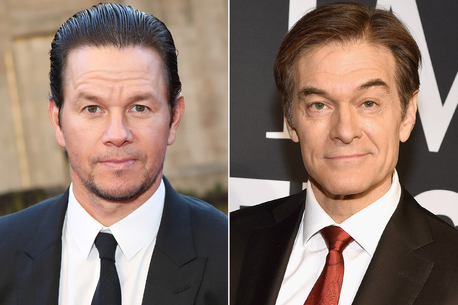 Mark Wahlberg, Dr. Oz