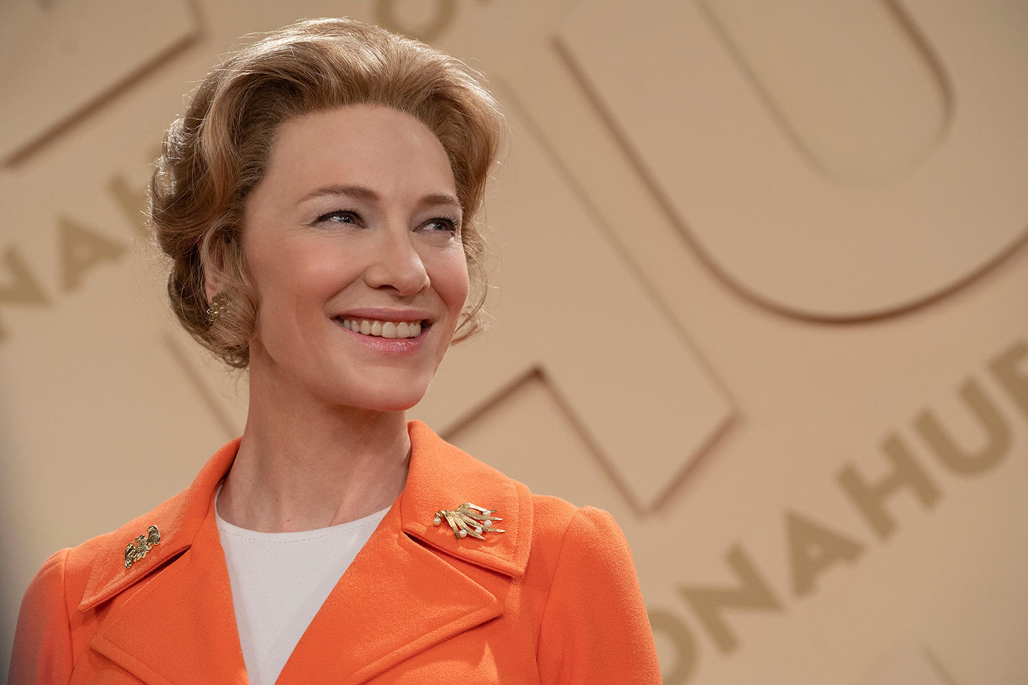 MRS. AMERICA Cate Blanchett as Phyllis Schlafly