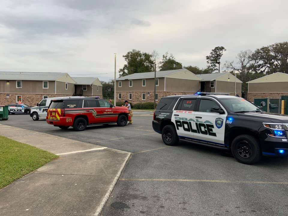Units are currently on scene at Berkeley Point Apartments working a stabbing investigation involving juveniles.