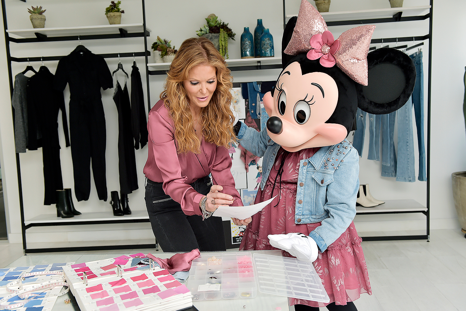 Paige Denim, Minnie Mouse