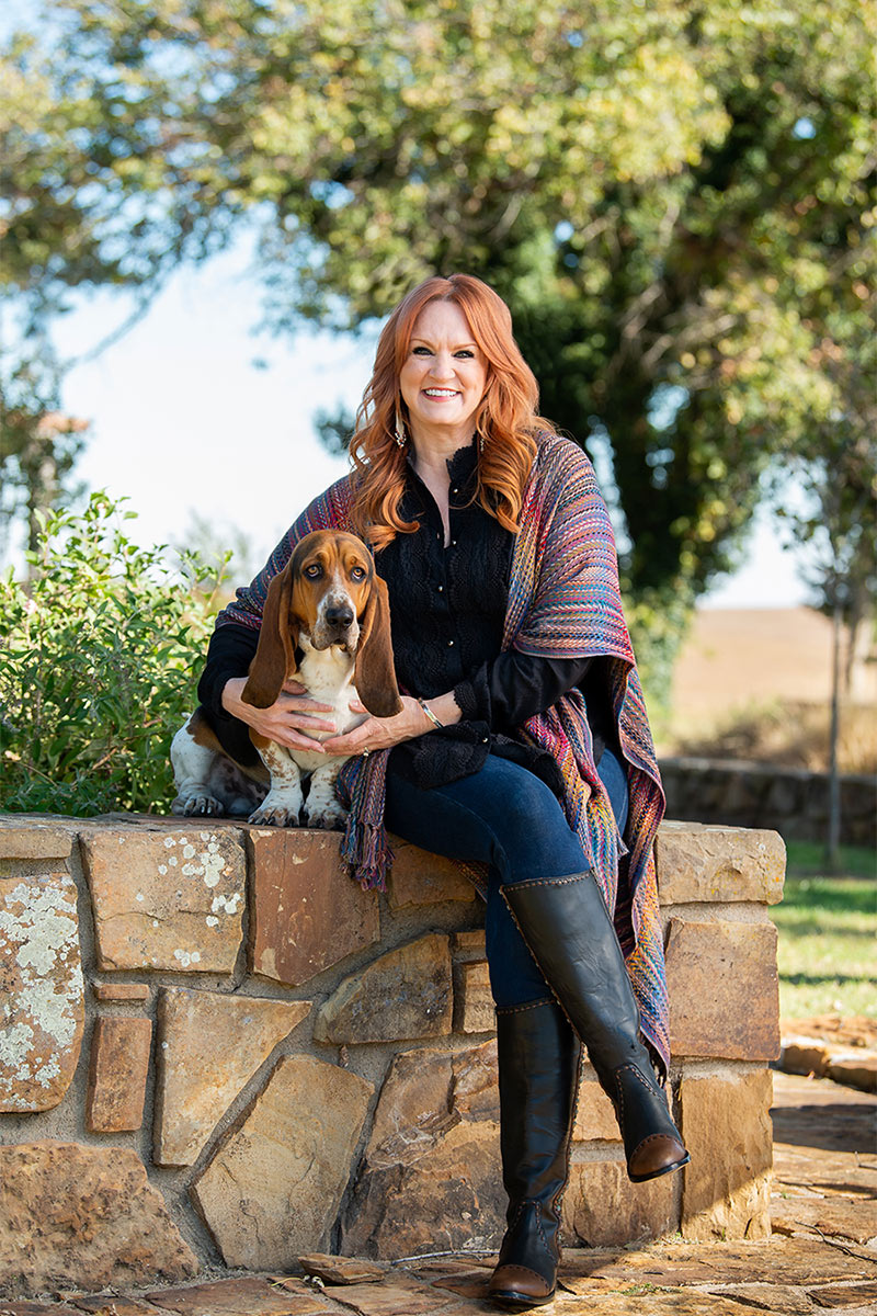 Ree Drummond for Cowboys & Indians Magazine