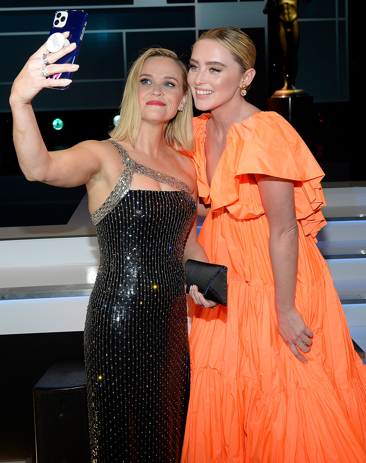 Reese Witherspoon and Kathryn Newton