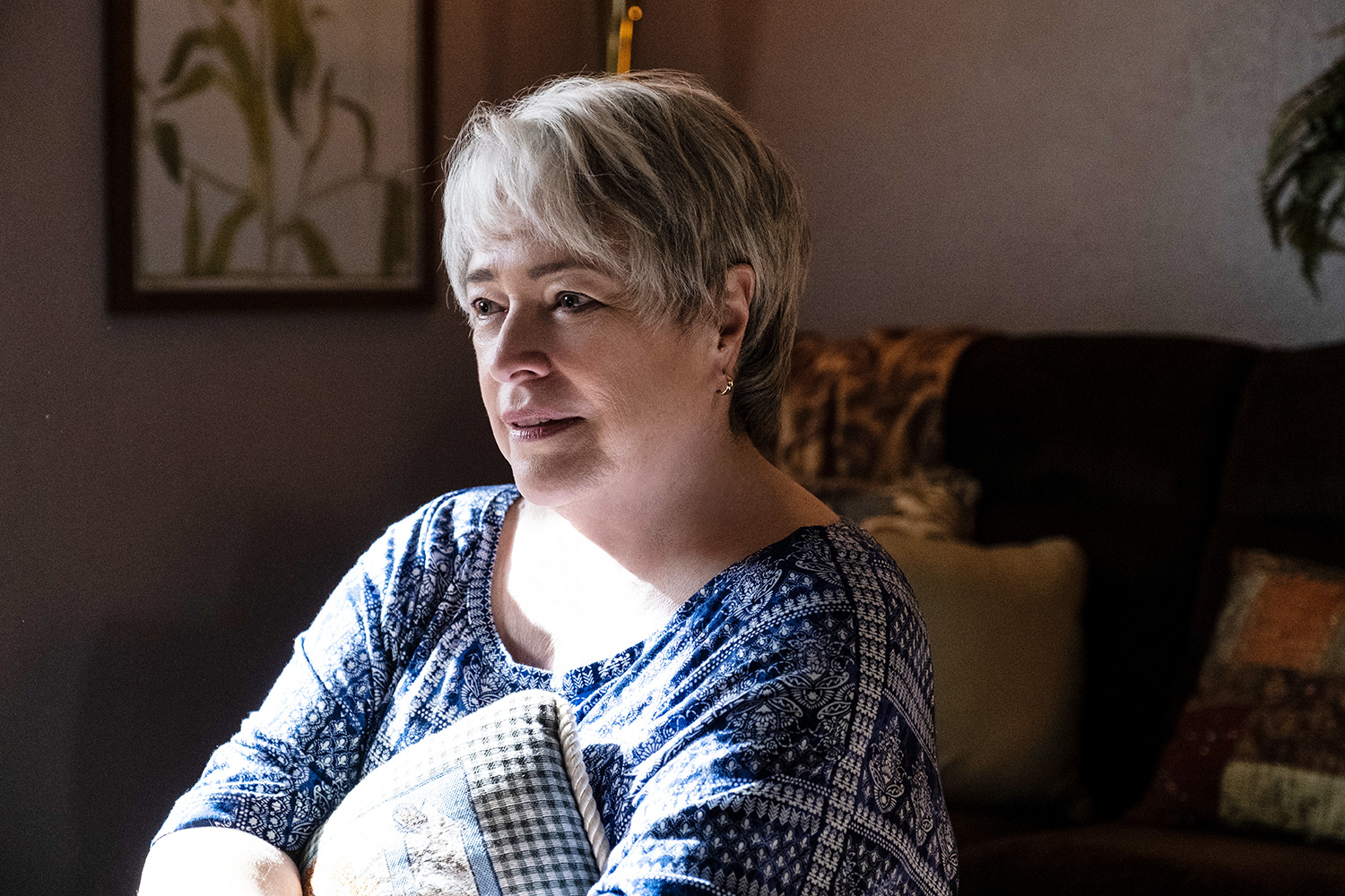 "KATHY BATES as Bobi Jewell in Warner Bros. Pictures' ""RICHARD JEWELL,"" a Warner Bros. Pictures release."