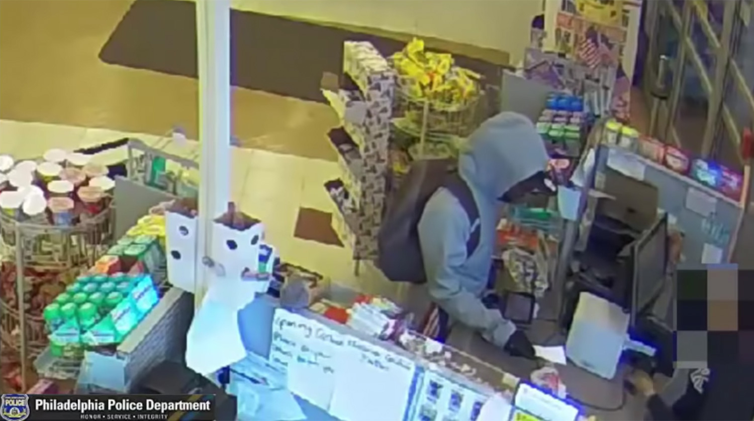 """On Friday January 3, 2020 at 11:57 AM, an unknown male entered the Rite Aid located at 7401 Ogontz Avenue initially acting as if to make a purchase. The suspect then produced a demand note, handing it to the employee which read in part, """"Give me all the money. I'm sorry, I have a sick child."""