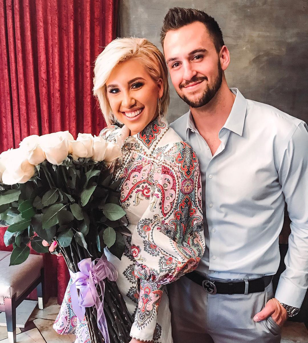 Savannah Chrisley's Fiance Admits Their 'Relationship Has Had So Many Trials and Tribulations