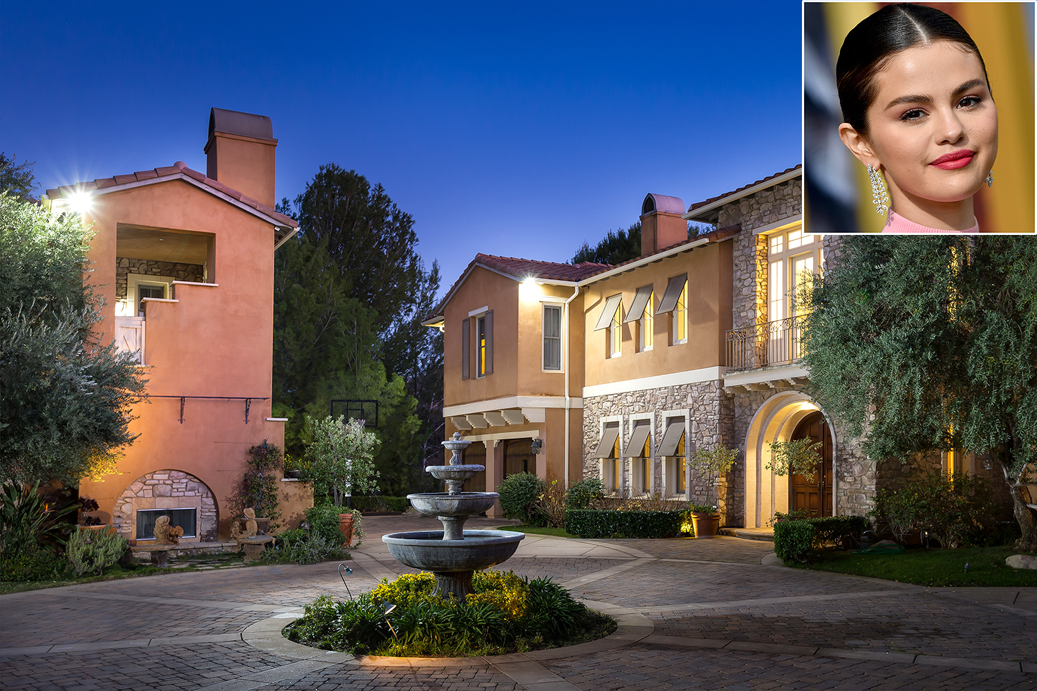 Selena Gomez's Former Home for Sale