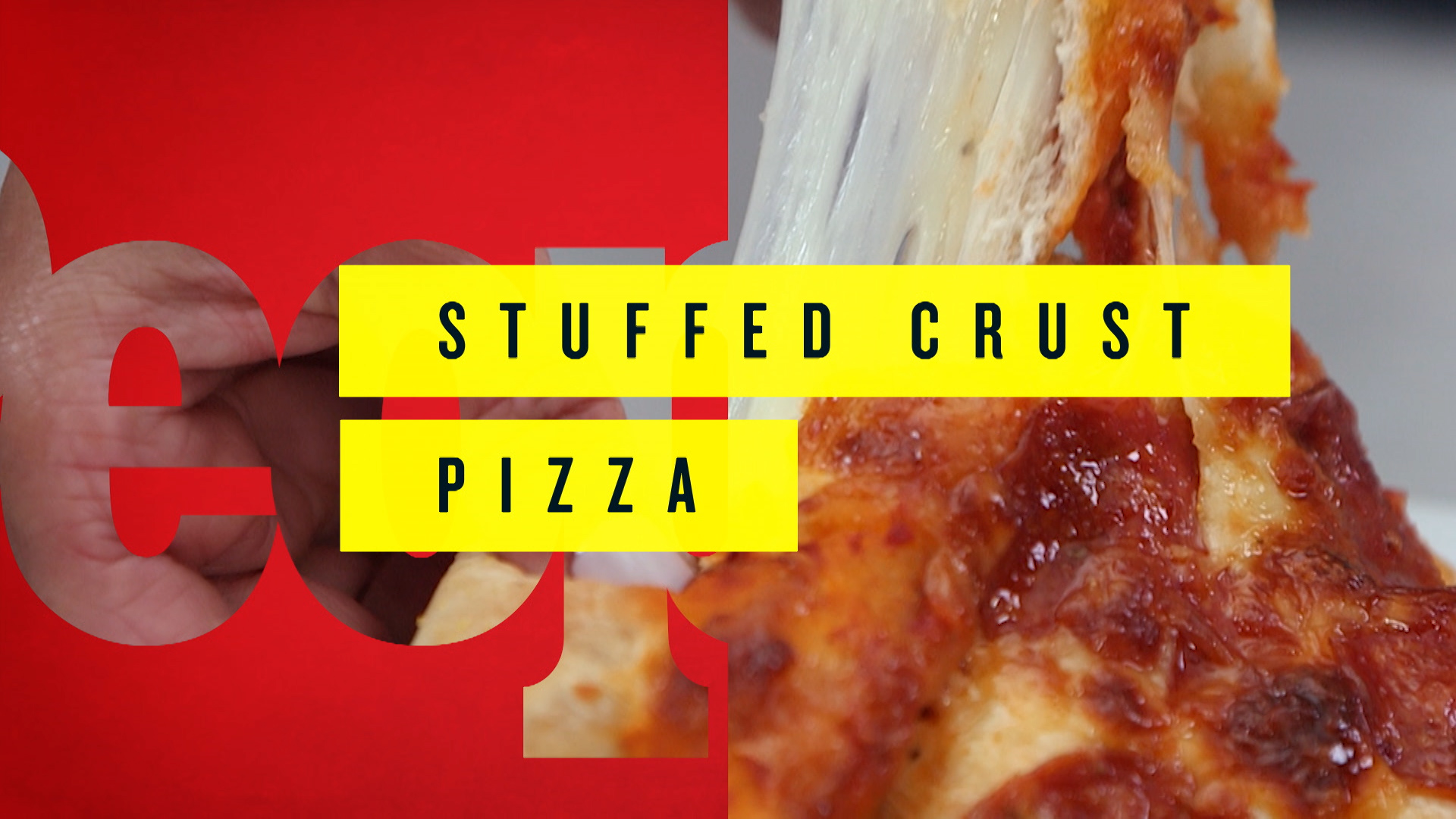 How to Make the Perfect Stuffed Crust Pizza for Your Super Bowl Party