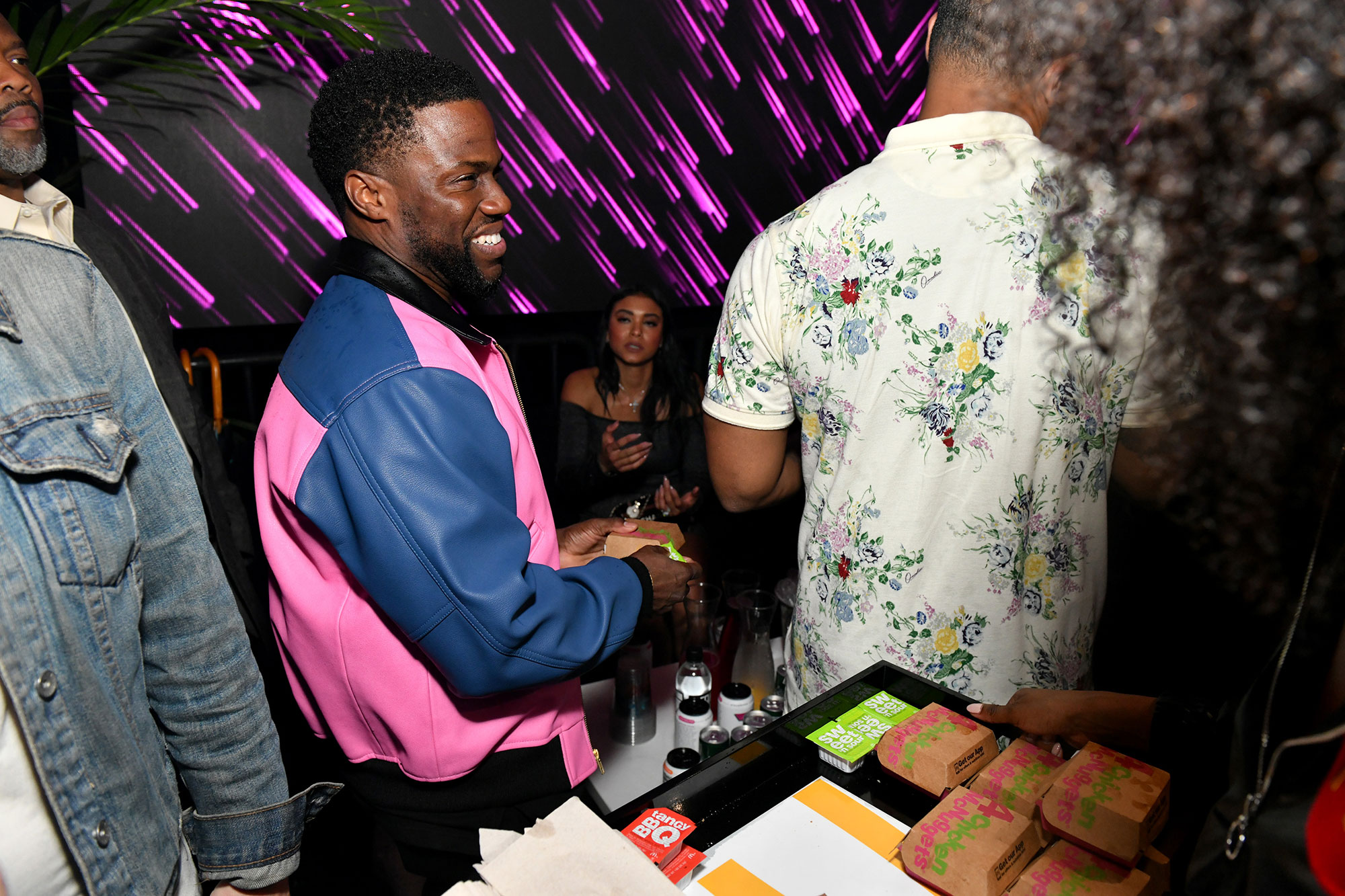 McDonald's Celebrates The Big Game Weekend with Bootsy Bellows and Post Malone