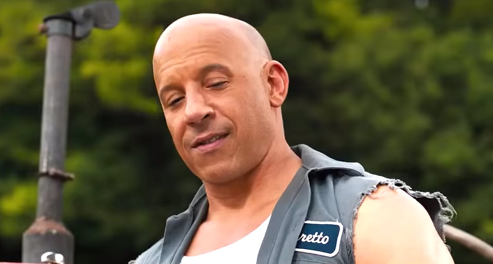 Fast 9 Teaser Skips Ahead a Few Years and Introduces Vin Diesel as a Dad