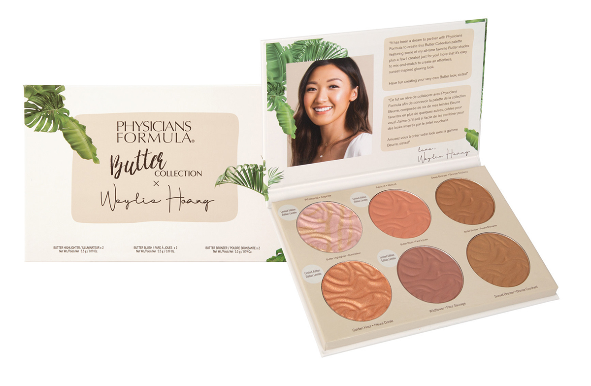 Physicians Formula Butter Collection x Weylie Hoang