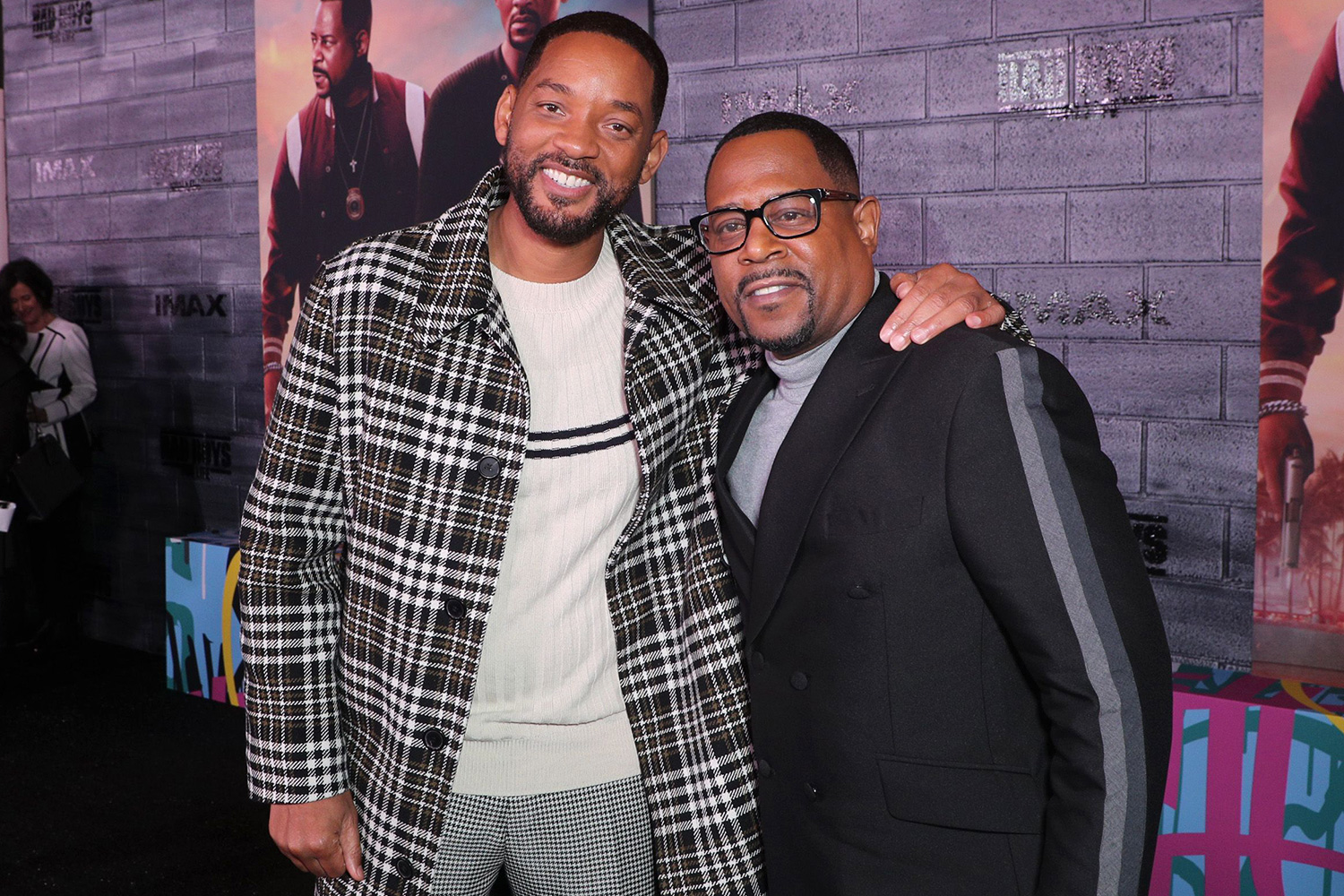 Jaden Smith and Will Smith 'Bad Boys for Life' film premiere, Arrivals, TCL Chinese Theatre, Los Angeles, USA - 14 Jan 2020
