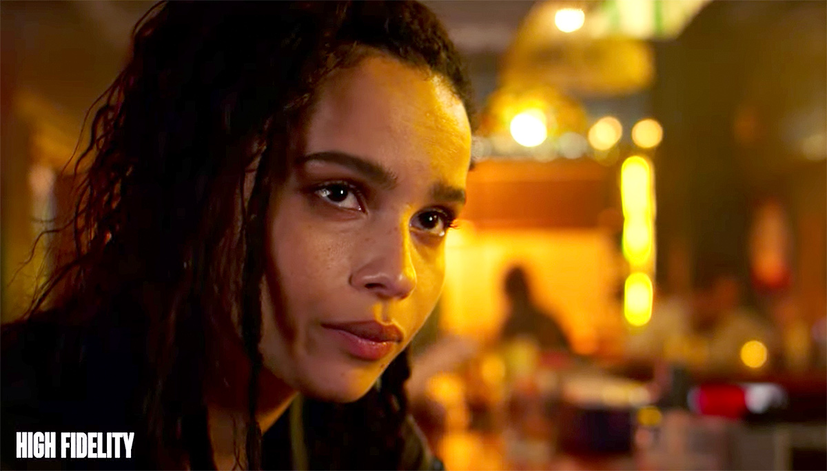 Zoe Kravitz High Fidelity